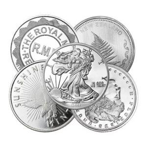 1oz Silver Round