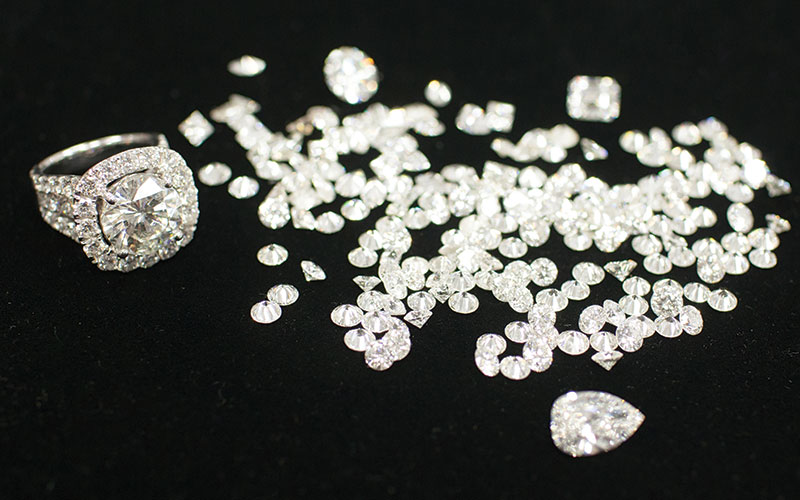 Muller Buys Diamonds