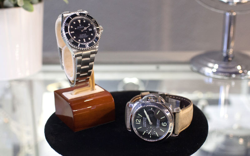 High End Watches